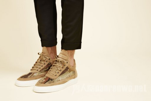 Filling Pieces2014秋冬Less is More鞋履